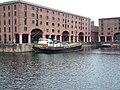 """""""Brocklebank"""" moored - geograph.org.uk - 828374.jpg"""