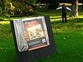 """Pumpkin Jack"", Botanic Gardens - geograph.org.uk - 1021219.jpg"