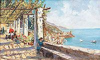 'Flower Pergola on Capri' by Raffaele Armando Califano-Mundo.jpg