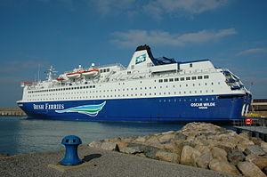 Irish Ferries - Oscar Wilde