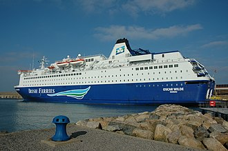 Irish Ferries - Oscar Wilde