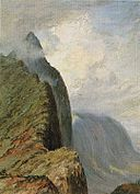 'Pali Cliffs' by D. Howard Hitchcock.jpg