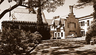 Bishopscourt, Darling Point Heritage listed site in Sydney, New South Wales, Australia