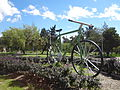 (Parque La Carolina) Gigantic Bicycle, pic a.JPG