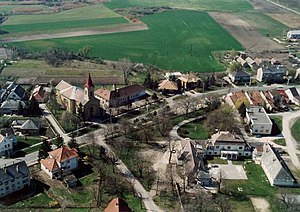 Ács - Aerial Photography of Ács