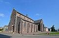 Église Saint-Denis de Saint-Denis-le-Gast. Vue sud-ouest.jpg
