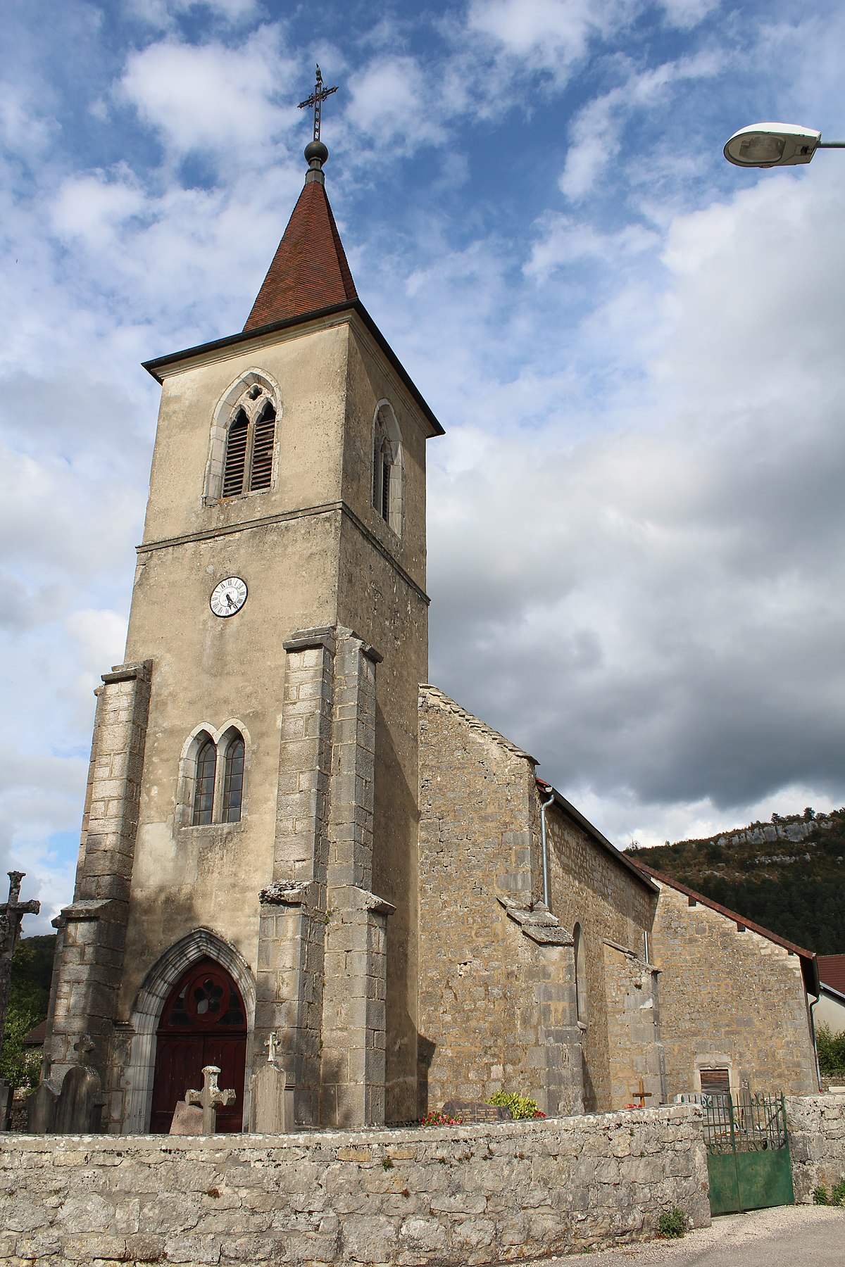 F tigny jura wikip dia - La petite cheminee saint aubin ...