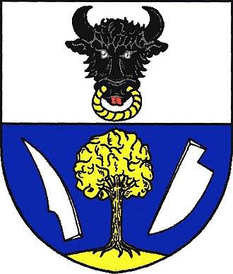 Černovice (Blansko District) - Image: Černovice znak