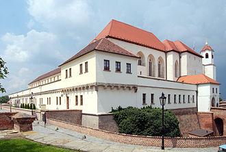Špilberk Castle - Špilberk Castle