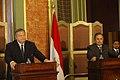 Επίσκεψη Αντιπροέδρου της Κυβέρνησης και ΥΠΕΞ Ευ. Βενιζέλου στην Αίγυπτο (9683689121).jpg