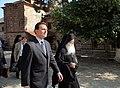 Επίσκεψη ΥΠΕΞ Δ. Δρούτσα στο Άγιο Όρος FM Droutsas visits Mount Athos (3-4.06.2011) (5795572037).jpg