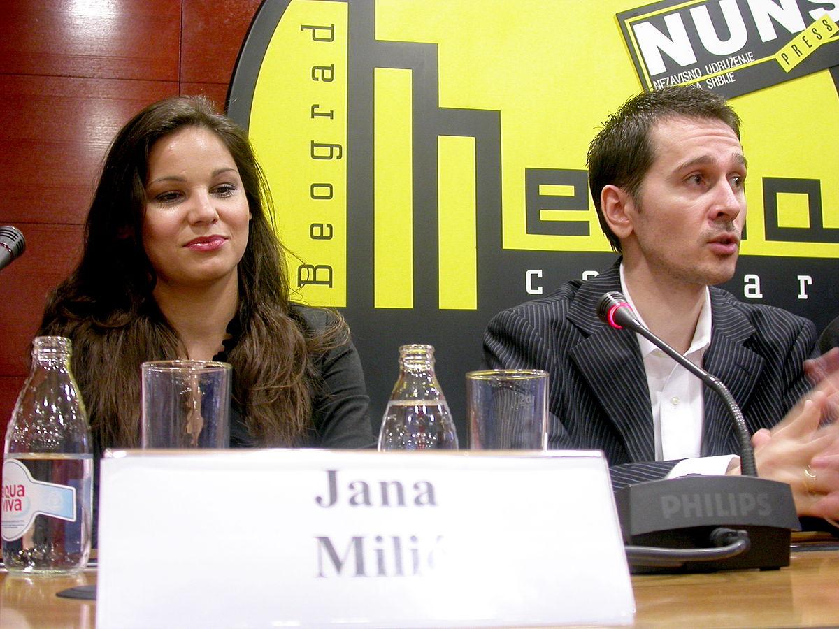 Jana Milic Nude Photos 7