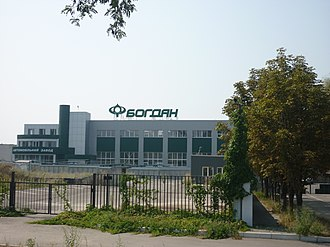 "Bogdan group - Cherkasy automobile plant ""Bogdan"" (trucks)"