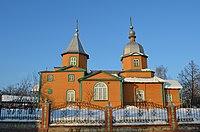 Борова. Церква Успіння Богородиці. 1902, 1942 рр.jpg