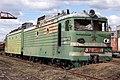 ВЛ10-1718, Россия, Санкт-Петербург, станция Санкт-Петербург-Финляндский (Trainpix 72336).jpg