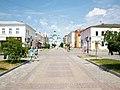 """Вид на Воскресенскую церковь с """"пешеходки"""" - panoramio.jpg"""
