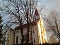 Вид на костел з вул. Шевченка.jpg