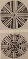 Вышивка теменной части мужской шапочки арахчи. Васпуракан. Конец XIX в..png