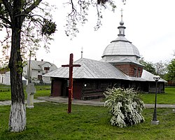 Глиняни. Церква УСПІННЯ ПР. БОГОРОДИЦІ.jpg