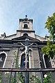 Детаљ са римокатоличке цркве у Инђији.JPG