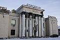 Дом культуры п. Северного является первым монументальным зданием г. Воркуты. Авторы проекта - Г.В.Гонцевич, В.Н.Лунев.jpg