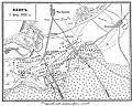 Карта к статье «Вавр» № 2. Военная энциклопедия Сытина (Санкт-Петербург, 1911-1915).jpg