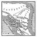 Карта к статье «Никарагуа». Военная энциклопедия Сытина (Санкт-Петербург, 1911-1915).jpg