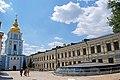 Келії Михайлівського монастиря Тьохсвятительська вул., 6 DSC 5088.JPG