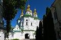 Київ, Лаврська вул. 9, Церква Всіхсвятська над економічною брамою.jpg