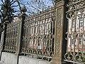 Ксенинский институт, ограда03.jpg