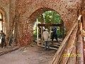 Первые работы по консервации Вознесенского храма в Дубёнках (2).jpg