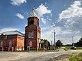 Перехваль. Рождественская церковь. 1883.jpg