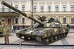 Президент оглянув виставку військової техніки до Дня захисника України 7944 (22029826669) (cropped).jpg