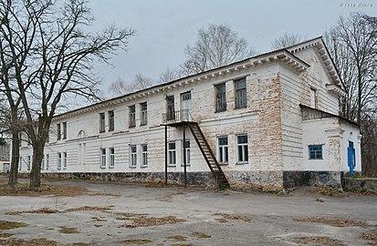 Провіантський склад у с. Вороньки. Поч. XIX ст.jpg