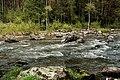 Река Богунай, осень, Евгений Сафонов, 2.jpg