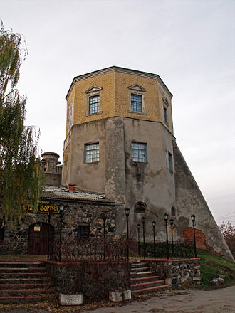 Khmilnyk - Tower fortress