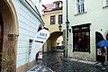Средневековые улицы и арки. Фото Виктора Белоусова. - panoramio.jpg
