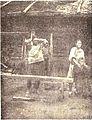 Тазы (удэгейцы) с реки Такемы. У мужчины костюм китайский, у женщины—туземный. Начало XX века.jpg