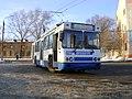 Троллейбус модели БТЗ 5276-04 в Оренбурге.JPG