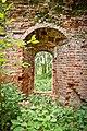 Церковь Владимирская (Рубежская) - фрагмент стены с окном.jpg