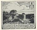 Экслібрыс Е. Бараноўскага (1902)..jpg