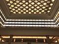 القاعة الداخلية لمبني بنك المغرب في مدينة الدار البيضاء.jpg