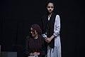 تئاتر باغ وحش شیشه ای به کارگردانی محمد حسینی در قم به روی صحنه رفت - عکاس- مصطفی معراجی 13.jpg