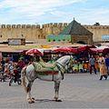 ساحة الهديم بمكناس Place elHedim Meknes.jpg