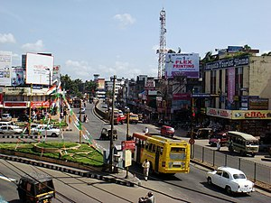 Angamaly - Angamaly Town