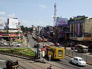 Angamaly - Angamaly Town