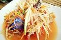 ตำไทยไข่เค็ม ส้มตำ ตำถาด Tumtaad กระบี่ 02.jpg