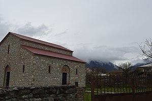 Lapanquri - Image: ლაფანყურის ეკლესია
