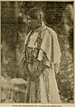 """""""Fawn Mist, the belle of the Glacier-Park Reservation"""" photo from the July 1914 Watson's magazine (serial) (IA watsonsmagazines193wats) (page 4 crop).jpg"""