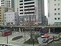 三鷹駅 南口ロータリー - panoramio.jpg